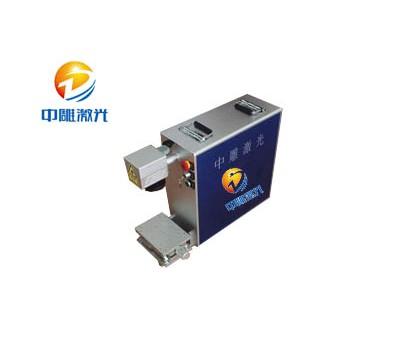 免调节,免维护,可靠性高便携式激光打标机