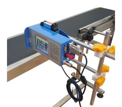 中山热发泡喷码机 商标 条码 二维码 塑料 喷码机