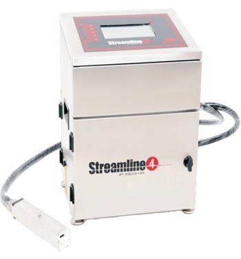 小字符喷码机与高解析 在金属包装运用的小字符激光喷码机