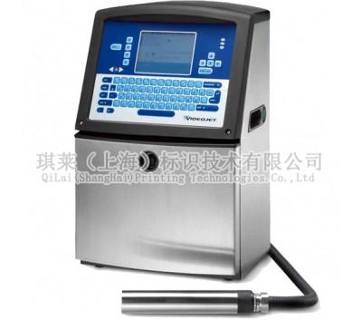 琪莱标识 VJ 6320 热转印打码机 打印营养配料表