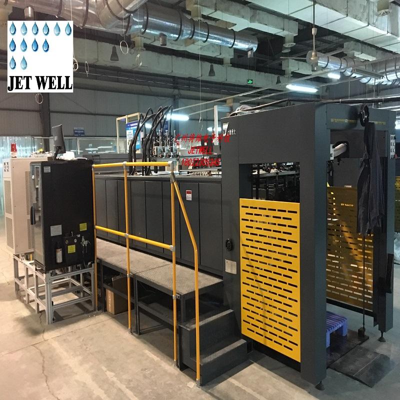 UV喷码机在建材木地板行业上的喷码应用