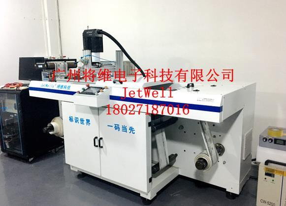 二维码喷码机:印刷喷码技术在软包装上的应用