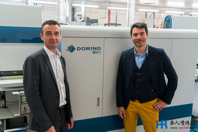 网络印刷选择多米诺N610i