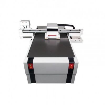 数印通PL-90A UV平板打印机不锈钢蚀刻掩膜打印