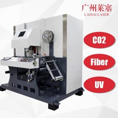 卷膜/商标/标签/热转印膜激光模切机