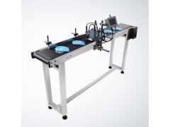 口罩喷码机全自动在线式智能流水线喷码机小型激光打码机器打标机