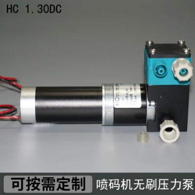 HC 1.30DCB.M美创立喷码机无刷压力泵,莱宾格压力泵