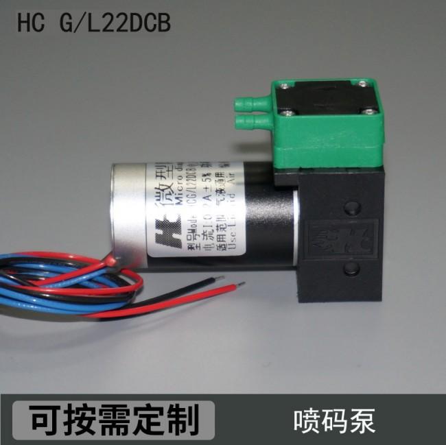 HC22DCB厂家直销依码仕9018溶剂泵