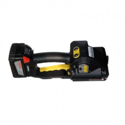 P328PET电动塑钢带大拉力打捆机机捆扎机使用故障低