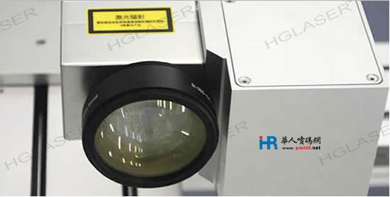 激光打标机振镜头简介及其工作原理